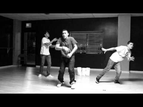 Yeah 3x - Chris Brown Choreography