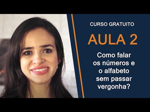 CURSO DE INGLÊS ONLINE GRÁTIS - AULA 4 from YouTube · Duration:  11 minutes 29 seconds