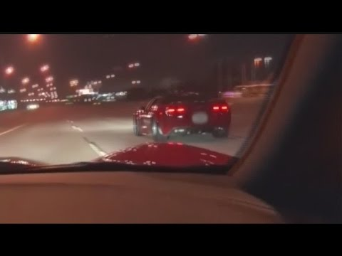 MASSIVE Street Racing In Traffic Compilation illegal Do Not Try!