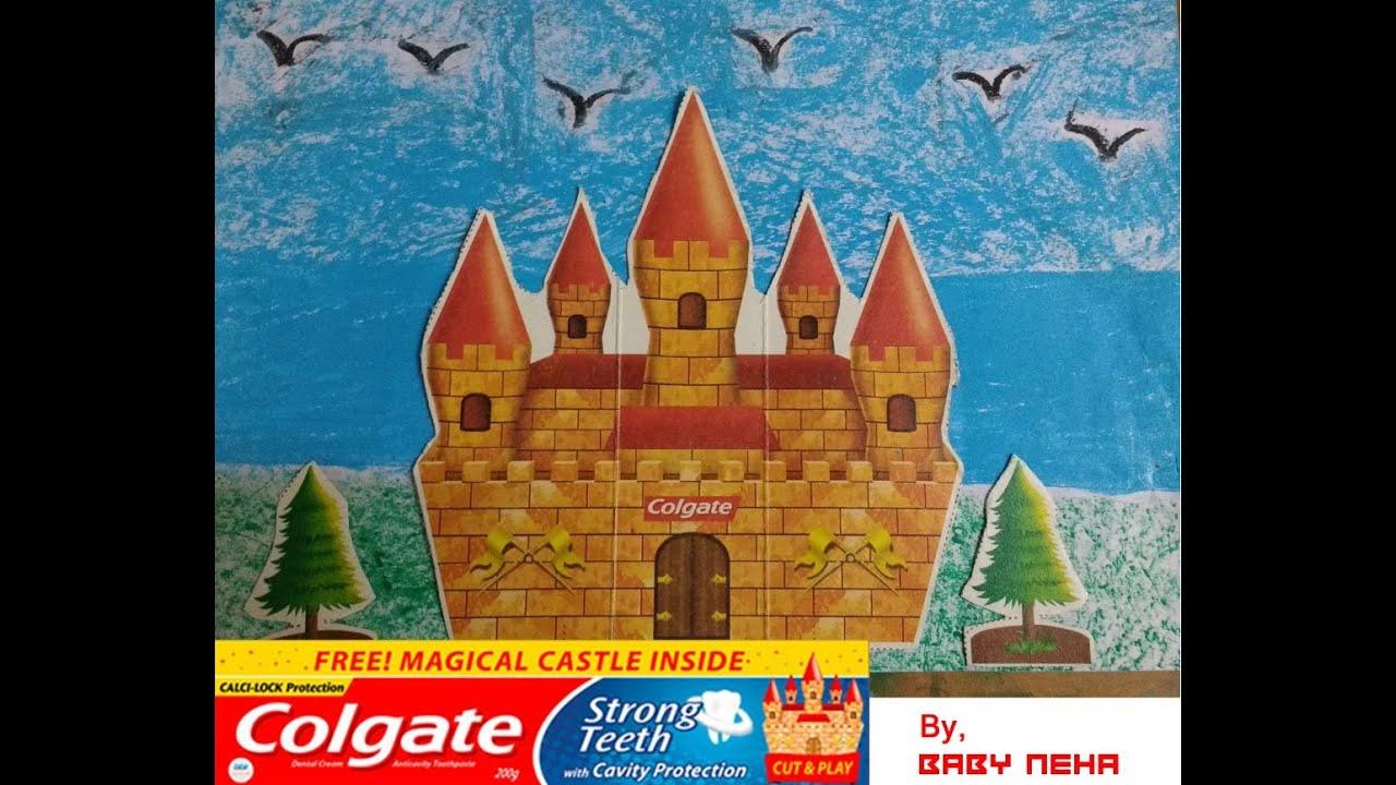 world of magical castle colgate 2015