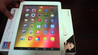 Onda V975 Review - Quad Core Android Tablet Unboxing Review