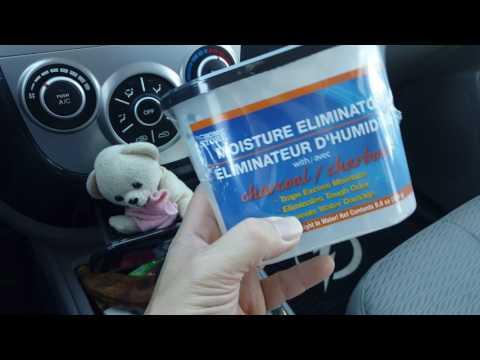 Moisture Eliminator From The Dollar Store