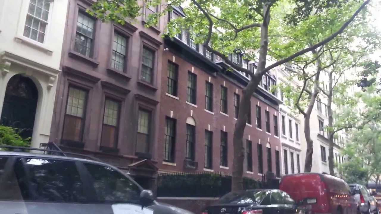 Madonna House In New York City You