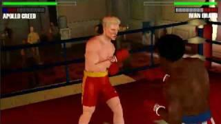 Rocky Balboa On PSP