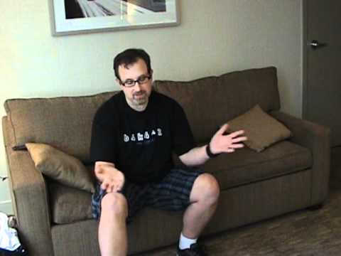 Anime Expo 2011 - Fred Gallagher Interview