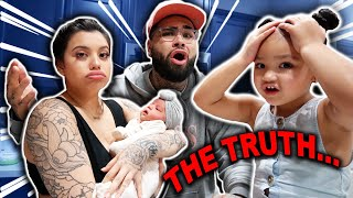 THE TRUTH ABOUT OUR PREGNANCY... *EMOTIONAL*