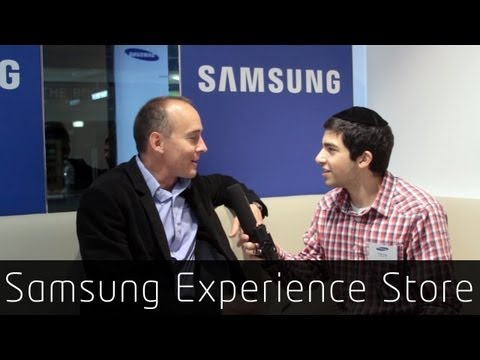 Samsung Experience Store | Sydney Launch