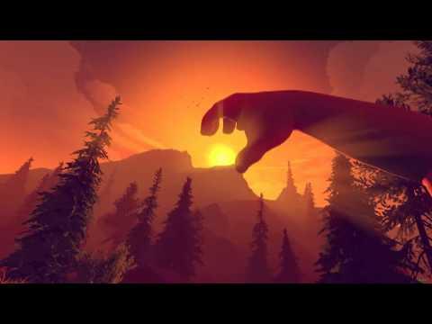 Firewatch || המשחק המלא