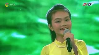 Về Hà Tĩnh người ơi   bé Quỳnh Như | BÉ TV