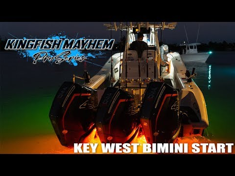 2020 Key West Kingfish Mayhem Bimini Start | Meat Mayhem Tournaments