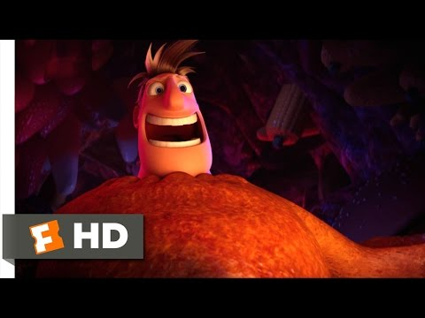 Cloudy with a Chance of Meatballs - Chicken Brent Scene (7/10) | Movieclips