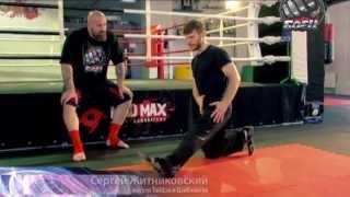 Сергей Житниковский в передаче «Практика с Сергеем Бадюком». Передача 2