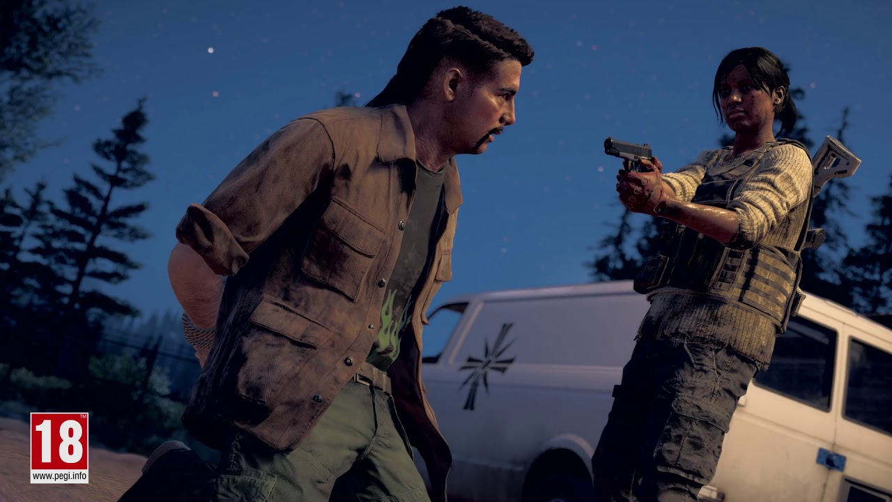 Far Cry 5 Story Trailer Youtube