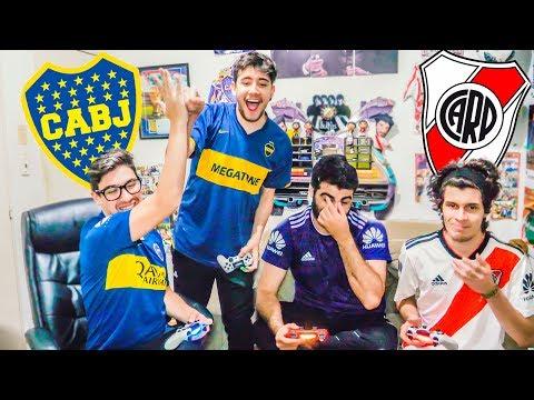RIVER vs BOCA | FINAL Copa Libertadores 2018 | PES 2019