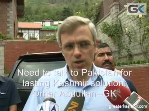 Need to talk to Pakistan for lasting Kashmir solution: Omar Abdullah