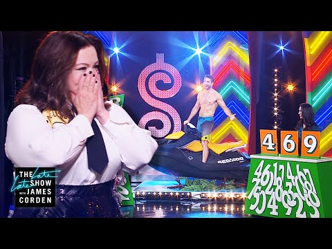 'Price Is Right' Super  Melissa McCarthy Finally Gets to Come On Down