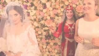 Армянская невестка - армянские традиции - армянская свадьба