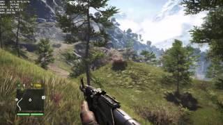 Far Cry 4 on GTX 660 Max Settings