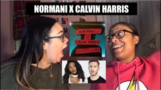 Normani x Calvin Harris | AUDIO REACTION