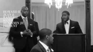 Young Black Male Entrepreneur Institute Launch by Howard R. Jean & Randall Keith Benjamin, Jr.