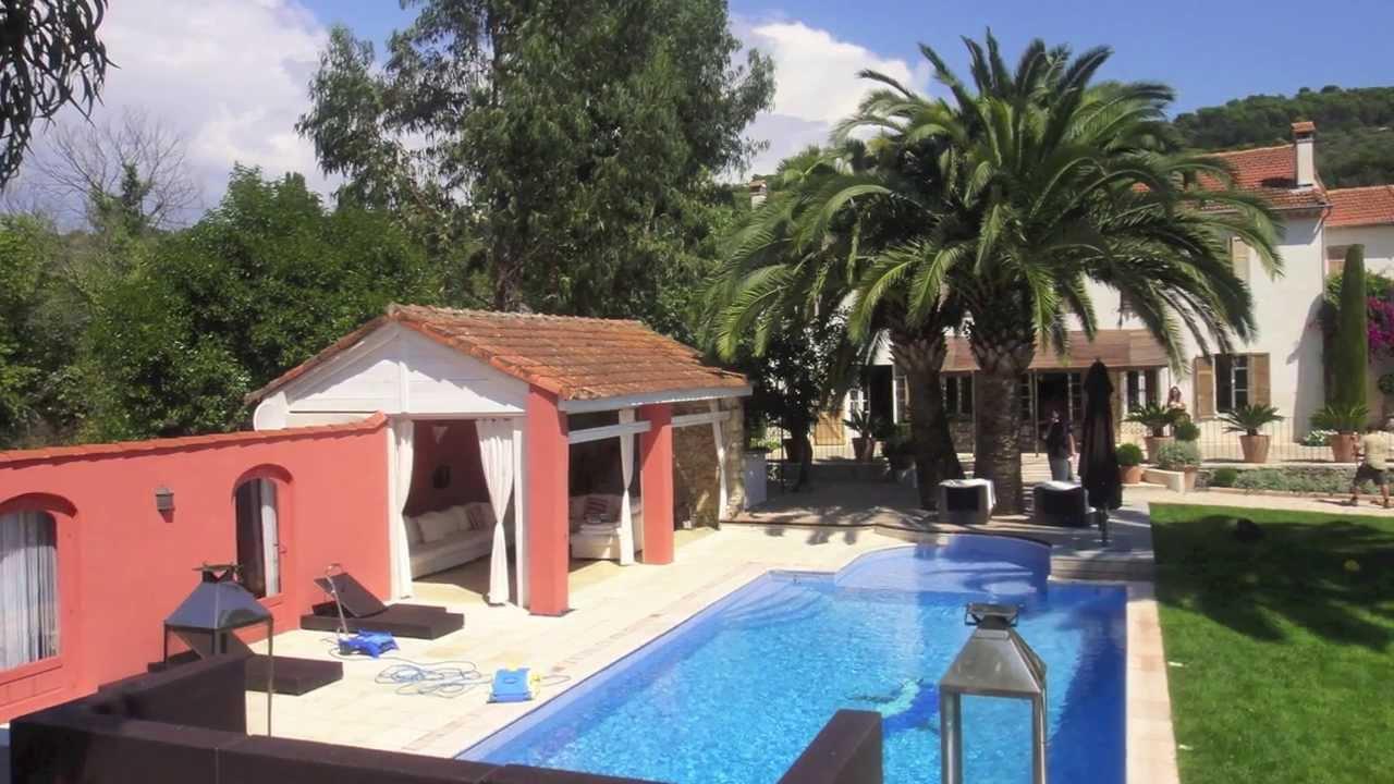 Vente bastide mouans sartoux 06370 piscine pool for Piscine mouans sartoux