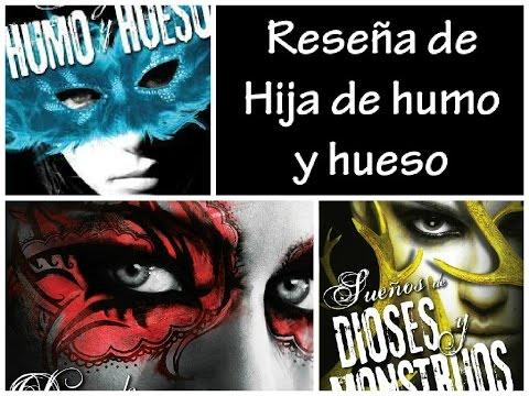 Crítica Y Reseña De Hija De Humo Y Hueso (trilogía)