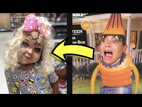 Walmart Halloween & Toy Hunt Video Vlog