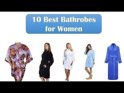 10 Best Bathrobes For Women 2020 Update