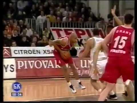 Olympiakos  67 vs Union Olimpija 85   EuroLeague
