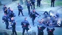 """Amateurvideo von mutmaßlicher Polizeigewalt: """"Das habe ich noch nicht erlebt"""""""