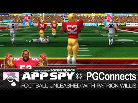 Football Unleashed with Patrick Willis | PGC 2015 Preview - AppSpy.com