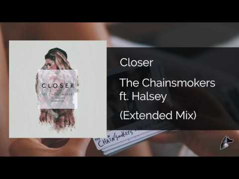 The Chainsmokers ft. Halsey - Closer (Extended Mix)