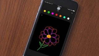 How to Use Digital Touch in iOS 10