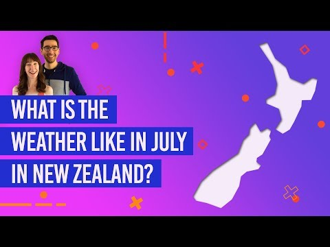 What Is The Weather In New Zealand In July Like?