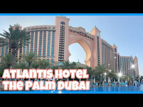 Atlantis  The Palm Dubai | New Normal Staycation 2020