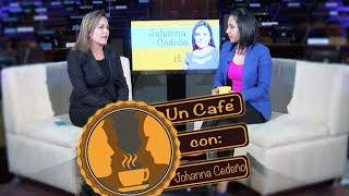 Un Café Con Johanna Cedeño