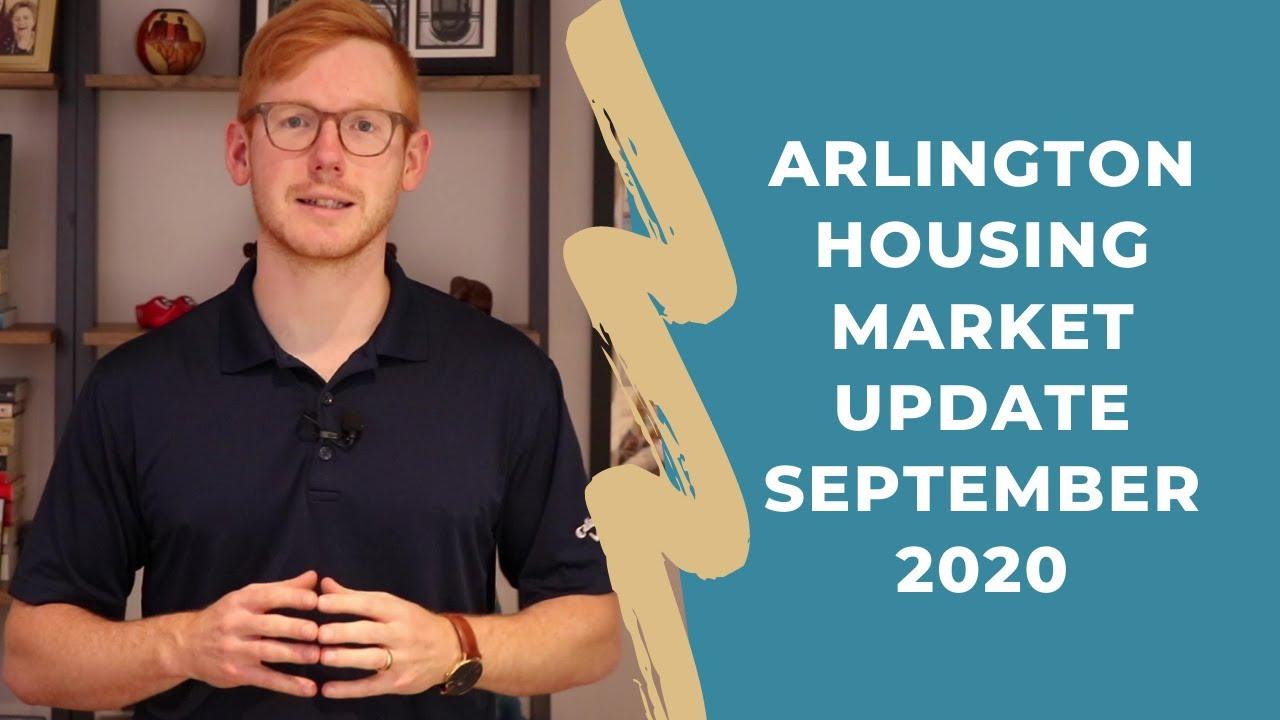 Arlington VA Housing Market Update - September 2020