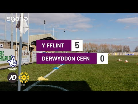 Flint Druids Goals And Highlights