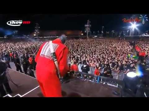 Slipknot - The Blister Exists (Live Rock In Rio 2011) - Legendado