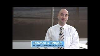 Jonathan S. Helfgott, Program Coordinator, Lecturer