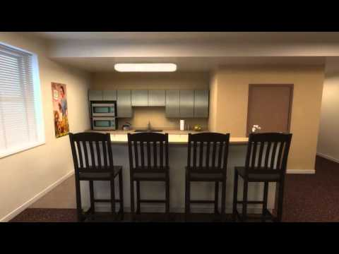 New Northern Lifestyle - new residence hall at Northern Illinois University