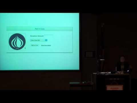Karen Pauley - The Perl Foundation 2012-2013
