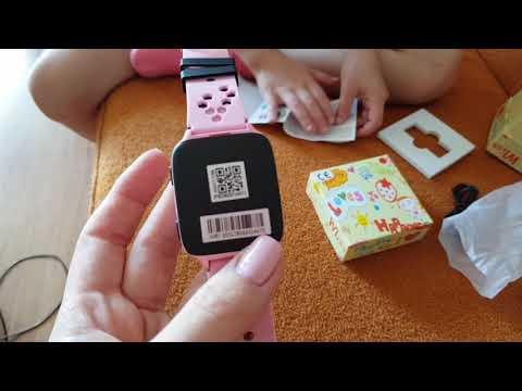 Smart Wach Children. Смарт годинник для дітей.