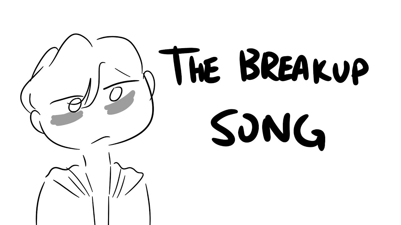 The Breakup Song | Prinxiety Angst | Pre-Accepting Anxiety