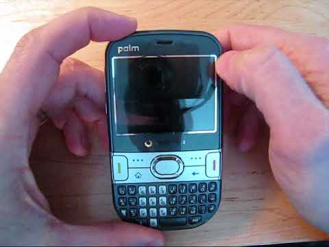 Palm Treo 500v review