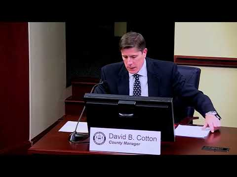 Onslow County Board of Commissioners Meeting October 16, 2017