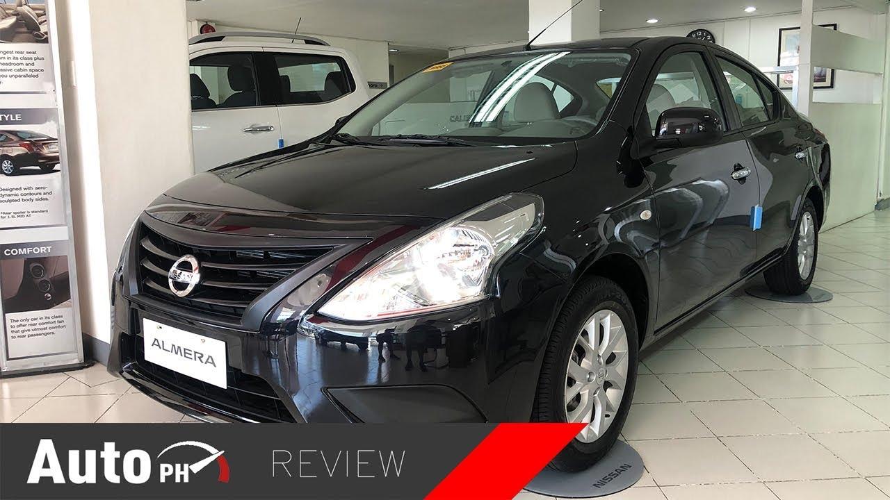 2019 Nissan Almera 1 5e Exterior Interior Review Philippines