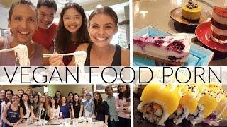 VEGAN FOOD PORN + KUALA LUMPUR MEET UP [VLOG 014]