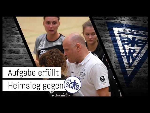 Heimsieg gegen SG Kappelwindeck-Steinbach