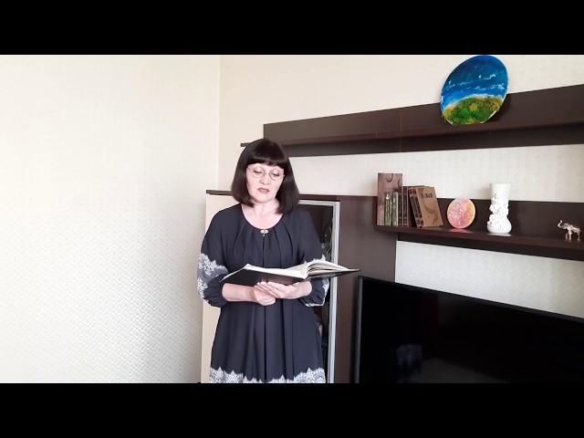Изображение предпросмотра прочтения – ЛюдмилаШурыгина читает отрывок изпроизведения «Мертвые души.( Русь!)» Н.В.Гоголя